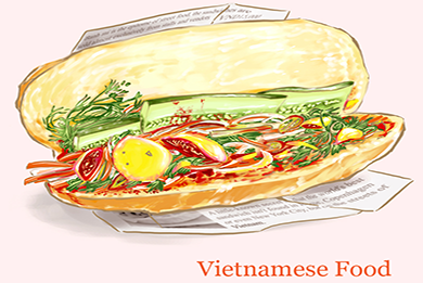 Being able to live and work in another country is an amazing opportunity to immerse in that countries culture, food and attractions, read on to find our 10 Vietnamese Food that can make your day wonderful.