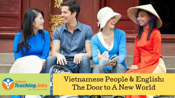 Vietnamese People & English_ The Door to A New World