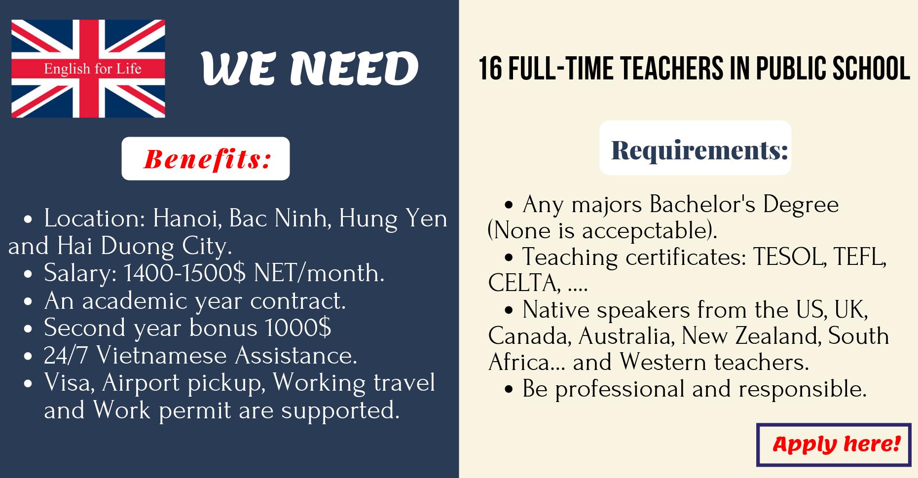 Vietnam Teaching Jobs - ESL Teaching Jobs in Vietnam