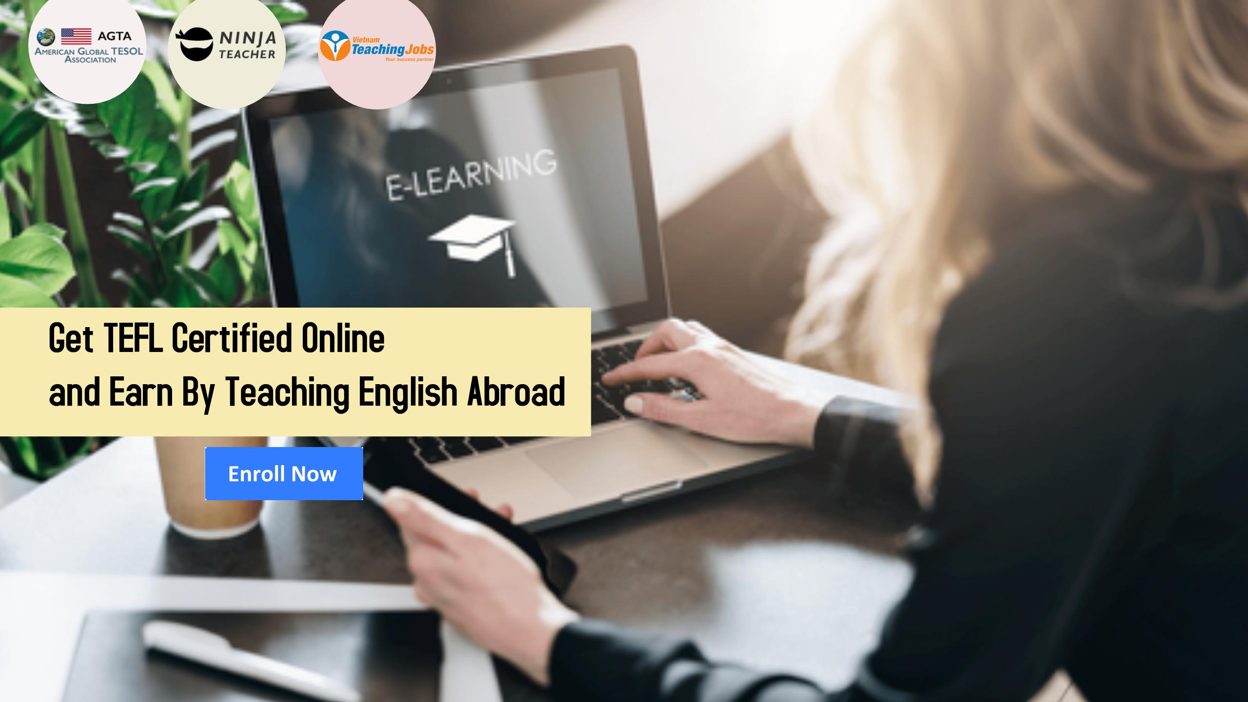 Reliable TEFL/TESOL Online Courses in Vietnam