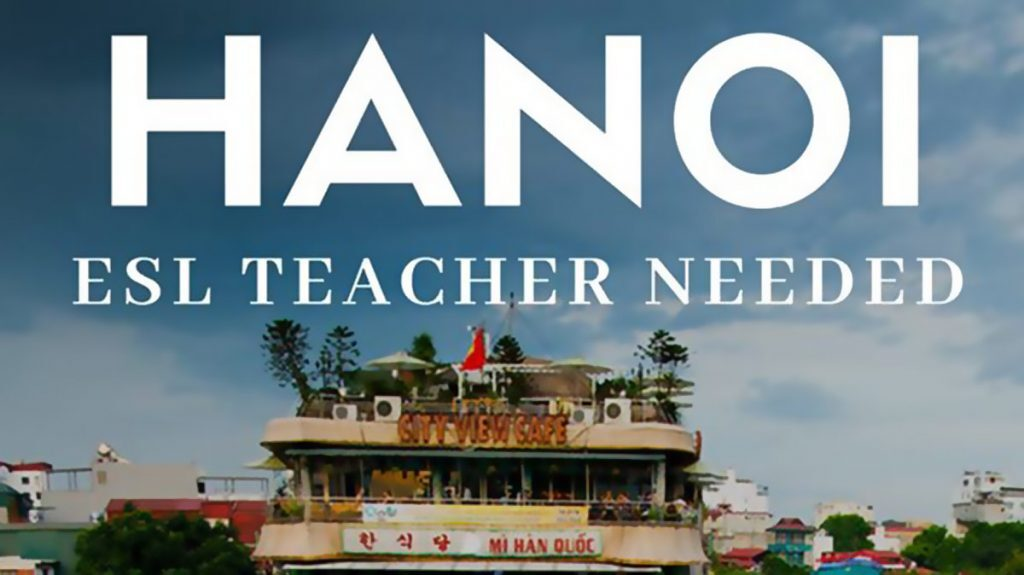 Teach in Vietnam