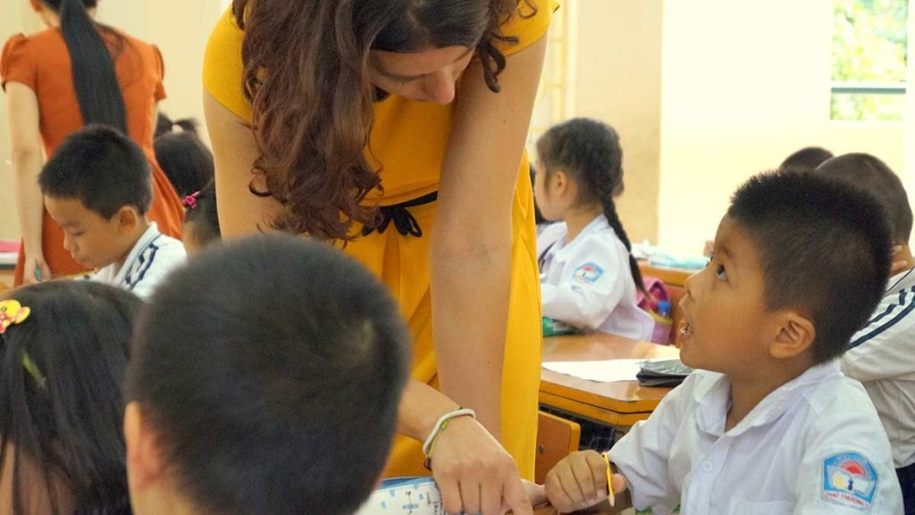 Teach in Vietnam can be a richly rewarding experience.