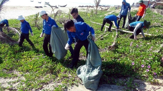 Helping to protect the environment