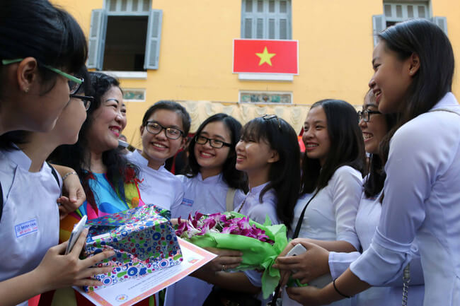 Vietnamese Teacher's Day