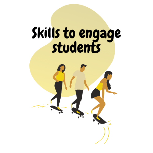 Basic teaching skill 7: Know how to engage students