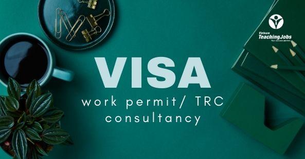work permit and visa consultancy