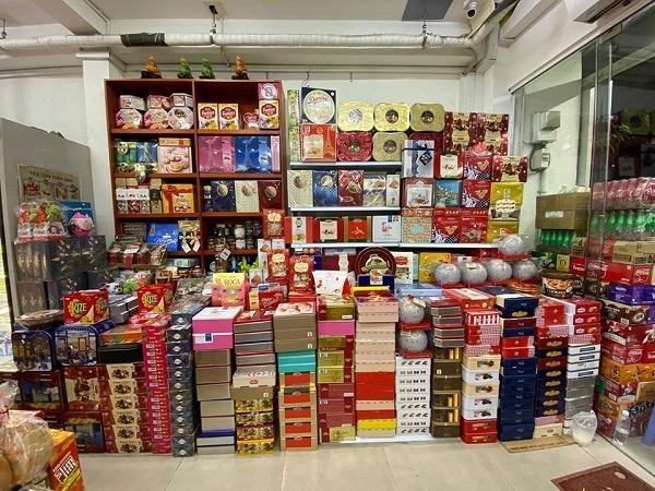 Phương Hà grocery store