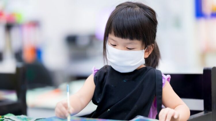 Masks are now required in schools in Vietnam