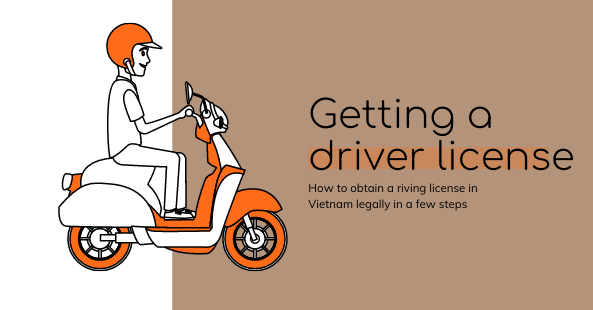 Getting a driving licence in Vietnam- How do I do it