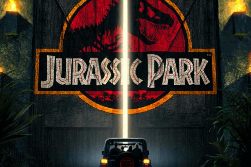 The Jurassic Park game