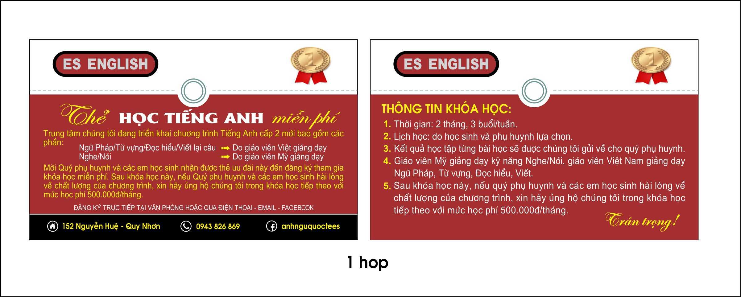 English teaching jobs in Quy Nhon (start immediately)