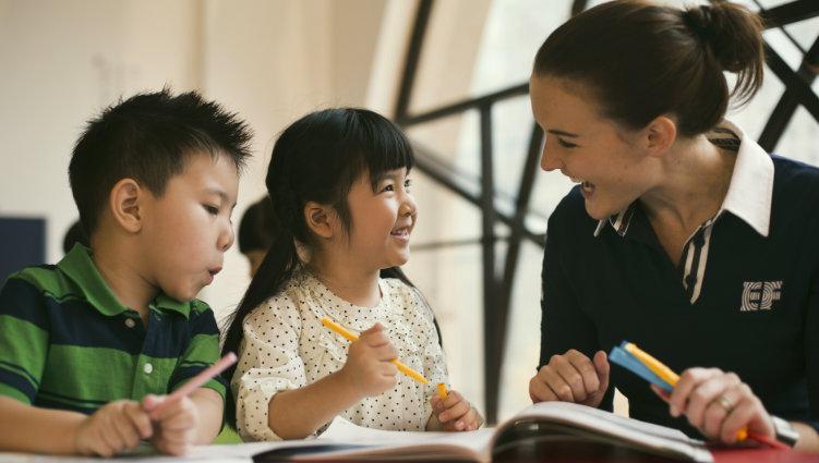 teaching kindergarten   2 200  month   visa supported  binh